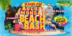 The Power Of 8: kAIRI FM & CYC SPORTS ACADEMY PRESENTS ON AUGUST M...
