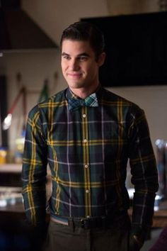 Blaine Anderson aka the most adorable human being ever