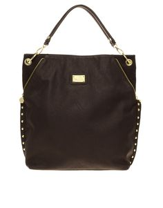 Asos River Island Studded Shopper Bag
