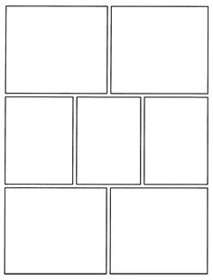 C I S Bucktown Art Comic Template To Use Book Yearbook Blank