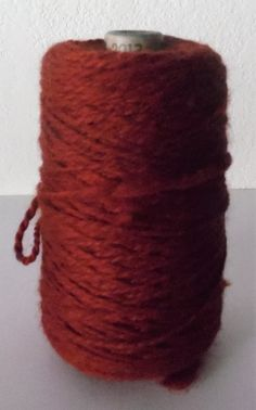 Nice bulky yarn on cone in a gorgeous orange color. Im unsure of the fiber content but it is soft to the touch. Yarn & cone together weigh a little over 1 pound. Cheap Yarn, Orange Color, Fiber, Trending Outfits, Unique Jewelry, Handmade Gifts, Accessories, Vintage, Etsy
