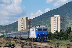 CFR 65-0962-4. Baia Mare, via Flickr. Train Engines, Diesel, Explore, Europe, Paths, Diesel Fuel, Exploring