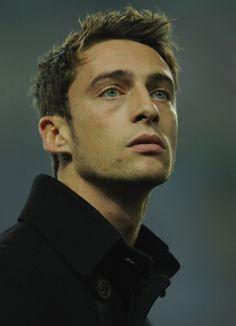 Claudio Marchisio. Bellissimi occhi azzurri.