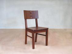 Walnut Dining Chair | Handmade From Sustainable Walnut – Masaya & Co.