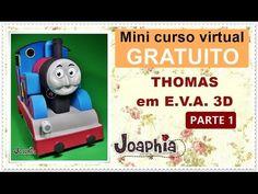 Mini Curso Virtual GRATUITO Thomas em E.V.A. 3D (Parte 1)