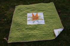 Back of Lydia's quilt