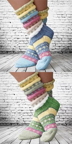 9 Tips for knitting – By Zazok Knitting Videos, Loom Knitting, Free Knitting, Knitting Projects, Moda Crochet, Crochet Stitches, Knit Crochet, Knit Socks, Knitting Socks