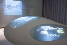 Project Drents Museum in Assen Dupont Corian, B & B, Museum, Design, B&b Italia, Design Comics, Museums