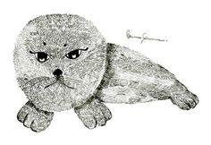 Seal My Arts, Owl, Bird, Animals, Animales, Animaux, Owls, Birds, Animal