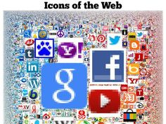 #Icons of the Web: 5 Gigapixel große Landkarte des Internets