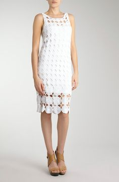 MADE TO ORDER  Crochet Dress  custom made hand made by Irenastyle, $569.00