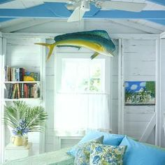 10 Ways to Beach Up Your Home (Coastal Living)