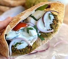 Как приготовить фалафель | Классные вегетарианские рецепты