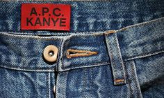 Kanye West & A.P.C. Announce Collaboration On Men's Clothing Collection  French brand A.P.C. announces the launch of a capsule collection with Kanye West.Kanye Westhas tried his hand at his own fashion line, Dw, which didn't receive the best of reviews, but 'Ye was unfazed. The rapper is back at it, this time collaborating with a French brand, A.P.C., founded by hisgood friend Jean Touitou.There had been rumors that something was in the works between A.P.C. and Yeezy for awhile, but now…