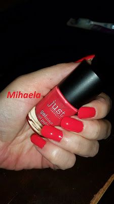 "Just cosmetics gelicious nail polish ""030 be a starlet""   http://www.mihaela-testfamily.de  #justcosmetics #Nailpolish #starlet #Nagellack #Beauty"