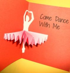 If you're having a ballerina party or just have an affection for these graceful dancers these crafts are just right for you. Browse through fun ballerina crafts for kids and adults, make your invitations or birthday cards, decorations and all kinds. Ballet Crafts, Dance Crafts, Fun Crafts, Crafts For Kids, Creative Crafts, Holiday Crafts, Ballerina Birthday Parties, Ballerina Party, Birthday Crafts