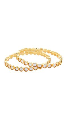 Buy Waama Jewels Party Wear Golden One Pair Bangle Designer Bangle for Sister ( Size Inc. 2.4 ) Online at Low Prices in India - Paytm.com