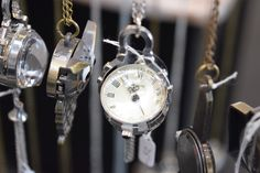 Watch jewelry comes in many shapes, colors and sizes at Shopaholics.