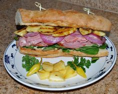 Chef JD's Street Food: Hawaiian Spicy Ham Pipeline