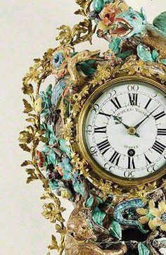 Reloj para decoración del hogar.