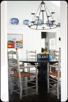 Rustic Coastal Style. Interior Design, Decorating and Lifestyle Blog   The Old Painted Cottage Blog