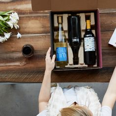 What does your experience look like this month? Click through to start your monthly wine experience with $20 off!