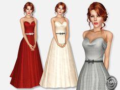pizazz's Evening Gown