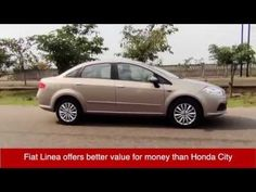 2016 Fiat Linea - YouTube
