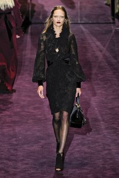 Gucci at Milan Fashion Week Fall 2012 - Runway Photos