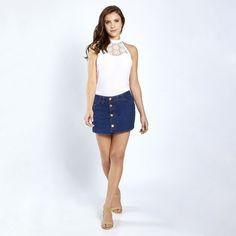 012-624 Pantalon Dama Terra - Azul_Mezclilla