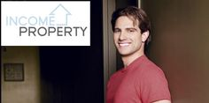 I watch the show for the cool renovations but mainly for this guy, Scott McGillivray! lol