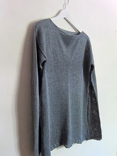 Ravelry: Firefly Tunic pattern by Espace Tricot
