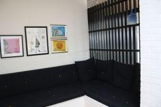 Indbygget sofa ---- #RUM4 interior design snedkeri ideas ideer architecture arkitektur indretning bolig boligindretning køkken køkkeninspiration køkkenprojekt wood woodwork interiordesign  transformation renovering ombygning