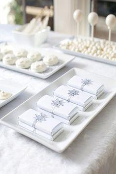 Frozen desserts.