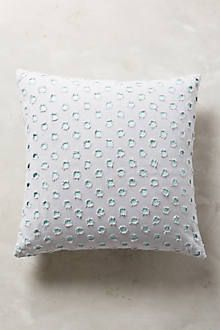 Perforated Dot Cushion