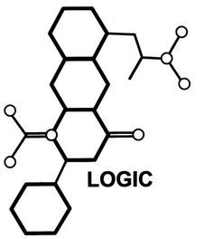 molecule tattoo Logic Molecule by GrayScaleXLII on DeviantArt Chemistry Tattoo, Chemistry Art, Chemistry Notes, Love Tattoos, Small Tattoos, Tatoos, Drug Tattoos, Chemical Structure, Chemical Formula