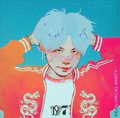 colorcalamity — When Yoongi's long fringe keeps obscuring his. Yolo, Bts Drawings, Tumblr, Kpop Fanart, Marvel, New Artists, Art Sketchbook, Drawing Reference, Sell Your Art