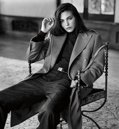 Ralph Lauren Iconic Style 2016 campaign - Stella Tennant, Vittoria, Fei Fei + More - Steven Meisel Steven Meisel, Foto Fashion, Fashion Week, Fashion Models, Mademoiselle Mode, Shotting Photo, Stella Tennant, Model Test, Mode Editorials