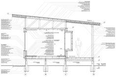 Imagen 7 de 11 de la galería de 10 Ejemplos en la representación arquitectónica de los detalles constructivos. vía © Dio Sustentable