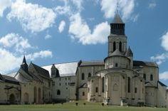 Le château de Fontevraud © Jean-Etienne Minh-Duy Poirrier