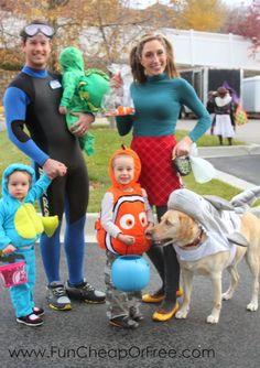 20 delightful family Halloween costumes | Family halloween ...