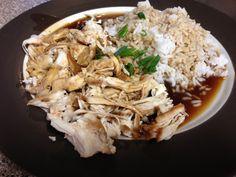 Teriyaki Chicken Teriyaki Chicken, Stuffed Whole Chicken, New Recipes, Crockpot, Chicken Recipes, Cabbage, Vegetables, Cooking, Kitchen