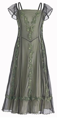 Clearance - Maud Gonne Dress Gaelsong.com   YES PLEASE