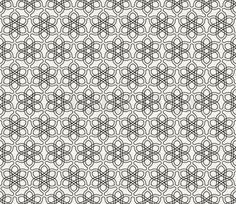 Abstract, modern background, geometric seamless pattern, islam style ornament, monochrome vector wallpaper, fashion fabric and wrapping with graphic element for design