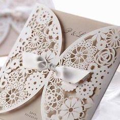 convite de Casamento Personalizado oco Projeto (Conjunto de 50) por Divonsir Borges