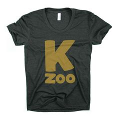 Now that I'm officially a Kalamazoo resident, I cannot wait to wear this shirt!