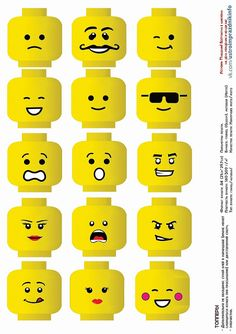 Lego Party Free Printable Cupcake Wrappers and Toppers. Lego Ninjago, Ninjago Party, Lego Birthday Party, 8th Birthday, Lego Printable Free, Free Printables, Lego Classroom Theme, Lego Party Decorations, Bolo Lego