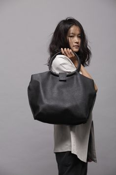 Hey, I found this really awesome Etsy listing at https://www.etsy.com/listing/156425156/black-leather-bag-soft-leather-tote-bag