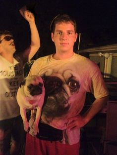 Pug repping