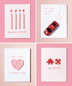 DIY: Valentine's Day Cards - Re: Creative